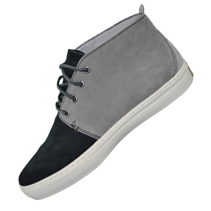 34e1f834cb3 Chaussures Boots - Timberland - Adventure 2.0 Cupsol A146G - Noir - Noir -  41.5