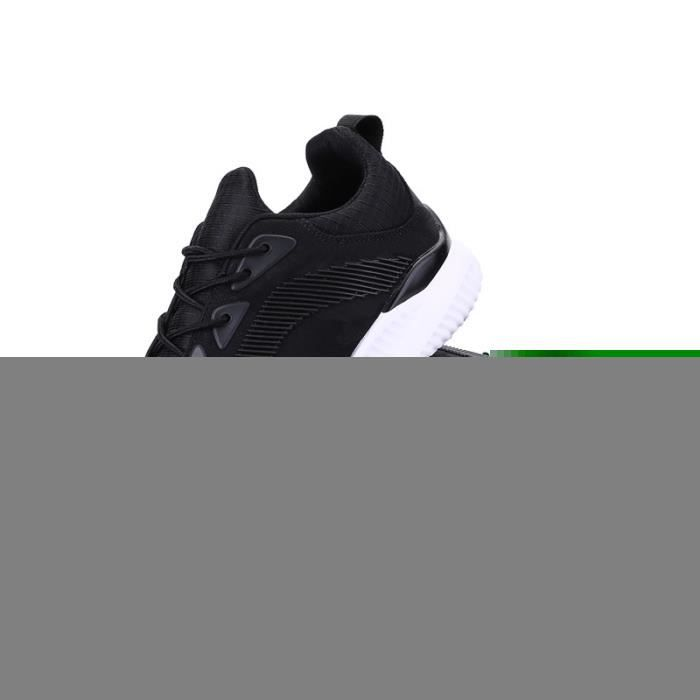 Baskets Homme Chaussure été et hiver Jogging Sport léger Respirant Chaussures BCHT-XZ220Noir41 8Nzquaw