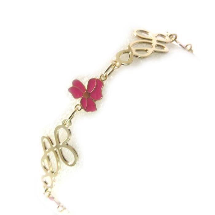 Altesse [N3290] - Bracelet Plaqué Or Vahiné