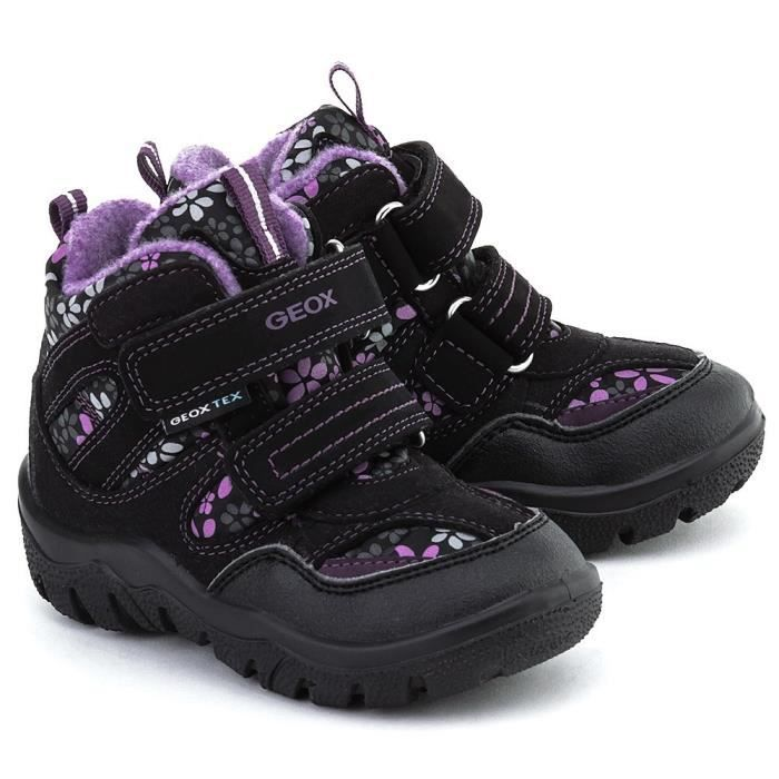 Chaussures Geox Junior Frosty Girl Wpf JBuQtm