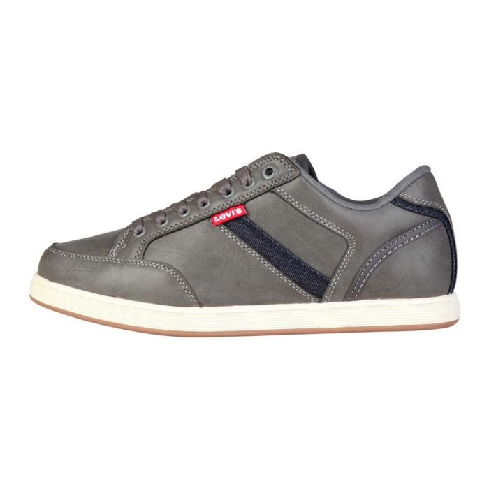 Levi's - Sneakers basses homme - Gris