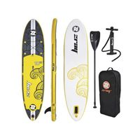 STAND UP PADDLE POOLSTAR Stand Up Paddle gonflable ZRAY-X2 avec sa