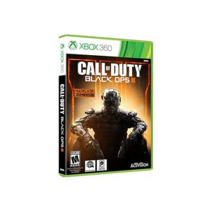 JEU XBOX 360 Call of Duty Black Ops 3 Xbox 360 allemand