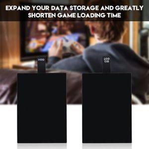 DISQUE DUR DE CONSOLE Kit Disque Dur Disque Dur HDD pour XBOX 360 Slim I