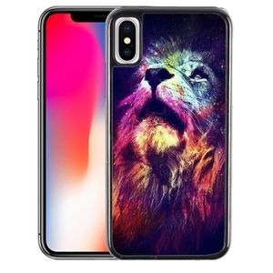 coque iphone x lion