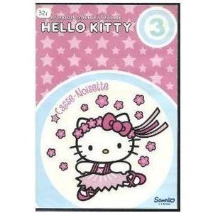 DVD DESSIN ANIMÉ Le Monde Merveilleux De Hello Kitty N°3