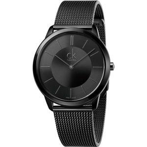 MONTRE Calvin Klein Minimal K3M214B1 Montre-Bracelet pour