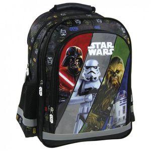 SAC À DOS Star Wars grand sac a dos cartable école loisirs e