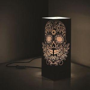 Crâne Achat En Papier Lampe Mexicain Vente 8nOwvmyN0P