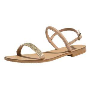 SANDALE - NU-PIEDS Pieces Femme Chaussures / Claquettes & Sandales ps