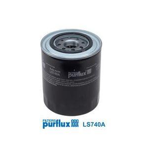 FILTRE A HUILE PURFLUX Filtre à huile LS740A