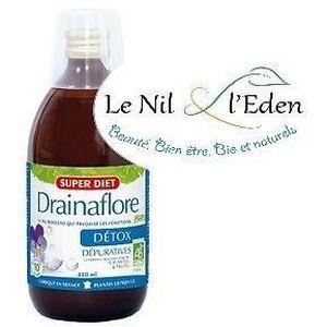 COMPLÉMENT MINCEUR Drainaflore boisson Bio - 480 ml