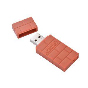 ADAPTATEUR MANETTE Adaptateur USB sans fil pour Nintendo Switch PS4 P