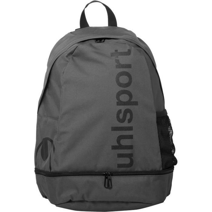 UHLSPORT Sac à dos de sport Essential Backpack - Gris anthracite et noir