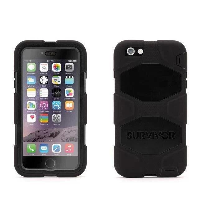 HOUSSE - ÉTUI Coque iphone 6 plus Griffin Survivor