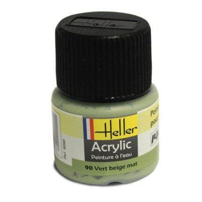 ACCESSOIRE MAQUETTE 90 - Vert beige mat