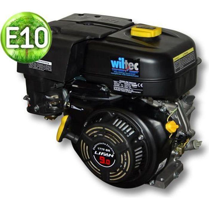 MOTEUR COMPLET LIFAN 177 Moteur essence 6.6kW (9CV) 270ccm avec r