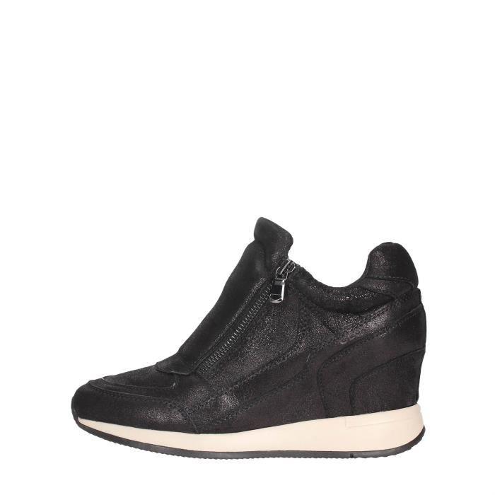 Geox Sneakers Femme BLACK