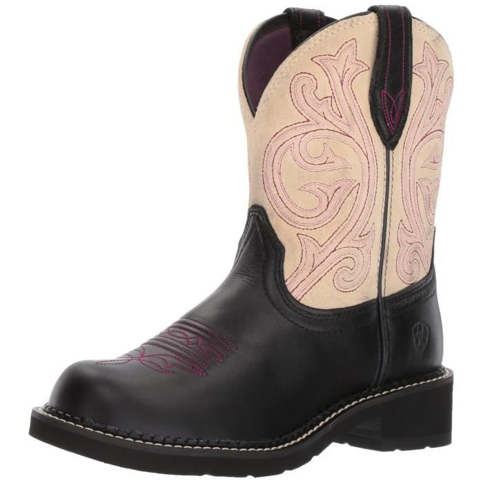 Women's Ariat Fatbaby Collection Western Cowboy Boot NSAT8 Taille-42