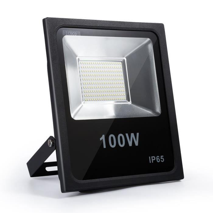 Outad Extérieur Led D'éclairage Projecteur 100 Spot Super Watts Ip65 O8XZN0wnPk
