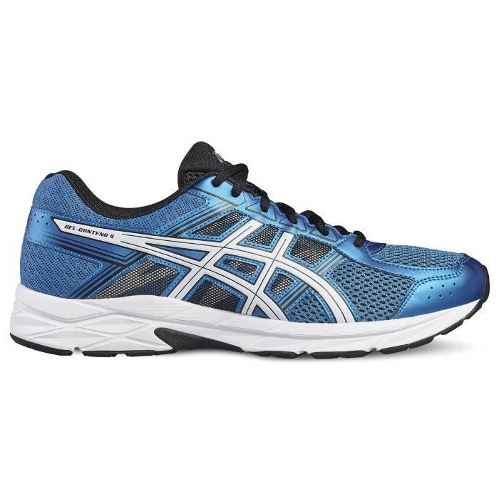 ASICS gel-contend 4 homme chaussures pour Sport de Course Bleu/blanc t715n-4901 79RzPZYzE