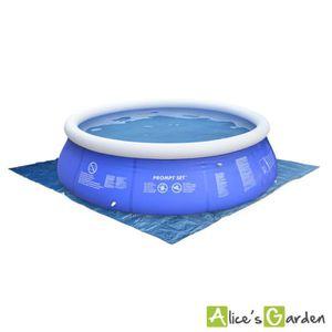 B che piscine hors sol achat vente b che piscine hors sol pas cher soldes d s le 10 - Tapis de sol pour piscine ronde ...