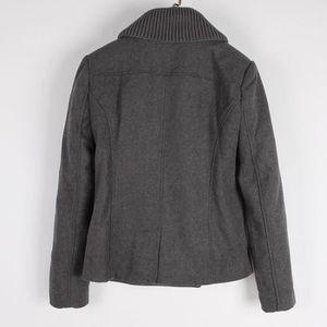Manteau laine femme Achat Vente pas cher Cdiscount
