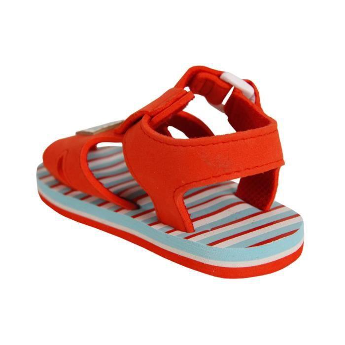Sandales pour Garçon DISNEY 2301-1103 ROJO qBGjukjY