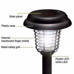 lampe solaire anti moustique achat vente lampe solaire. Black Bedroom Furniture Sets. Home Design Ideas