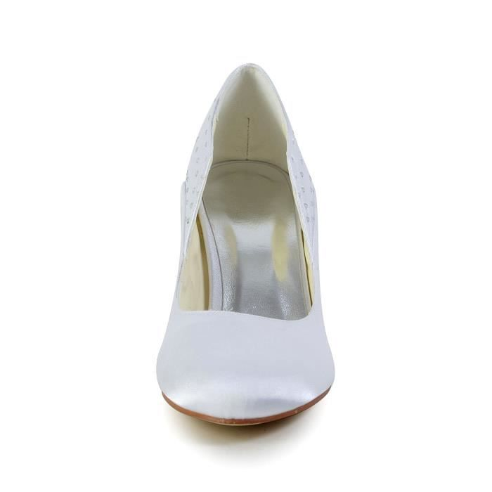 Jia Jia Wedding 5949410 chaussures de mariée mariage Escarpins pour femme