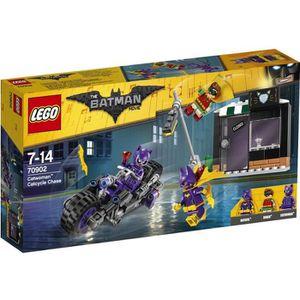 LEGO Batman Movie 70902 La Poursuite en Catmoto de Catwoman