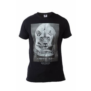 RUGBY DIVISION T-shirt Lion Homme