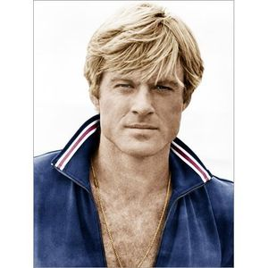 AFFICHE - POSTER The Way They Were, Robert Redford, 1973