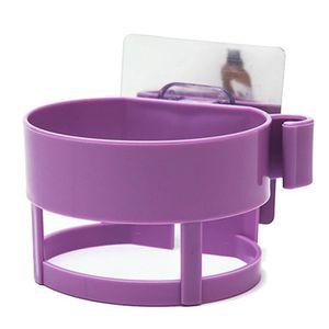 ORGANISEUR DE SAC Support de rangement pour sèche-cheveux de toilett