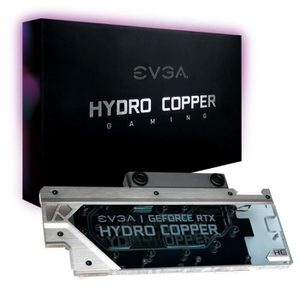 CARTE GRAPHIQUE INTERNE Watercooling EVGA XC/XC2 Hydro Copper GeForce RTX