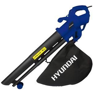 BROYEUR - ACCESSOIRE hyundai aspirateur souffleur broyeur électrique 32
