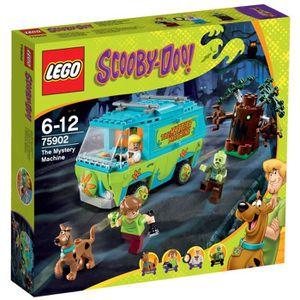 ASSEMBLAGE CONSTRUCTION LEGO Scooby-Doo 75902 La Machine mystérieuse