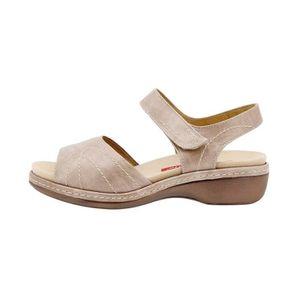 Chaussures De Confort De Cuir Nappa Avec Velcro z8FqOw