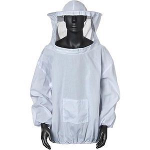 MATÉRIEL SYSTÈME NICOT NEUFU Veste D'apiculture Avec Chapeau