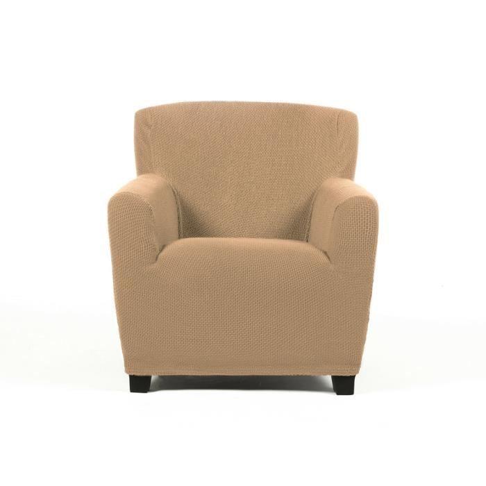 housse fauteuil 1 place bi extensible lisa beige Résultat Supérieur 50 Luxe Housse Fauteuil Pic 2017 Zzt4