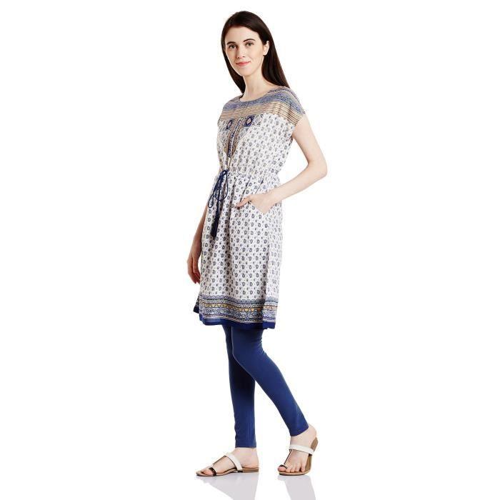 Womens Rayon Empire Dress QOYTT Taille-40