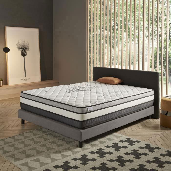 surmatelas 120x190 achat vente surmatelas 120x190 pas cher soldes d s le 10 janvier cdiscount. Black Bedroom Furniture Sets. Home Design Ideas