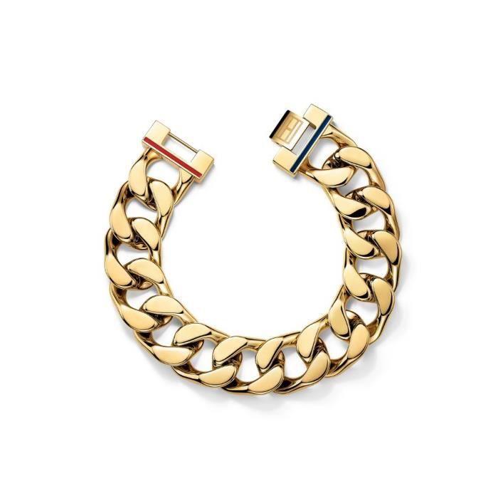 Tommy Hilfiger jewelry - Bracelet - Acier inoxydable - 21.6 cm - 2700685