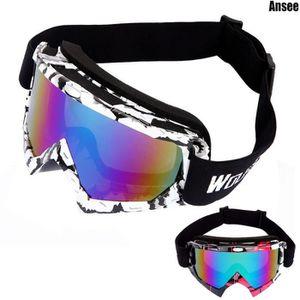 LUNETTES DE MONTAGNE Professionnelle des lunettes de sport ski poussièr