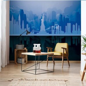 AFFICHE - POSTER Poster Mural Divers  New YorkP8 - 368cm x 254cm441