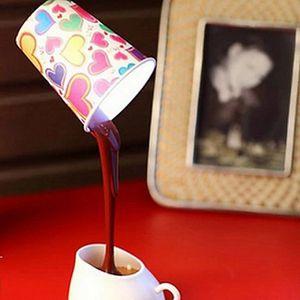 lampe a poser lampe de table tasse de caf tu - Lampe De Chevet Originale Pas Cher