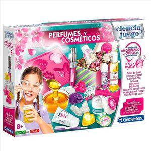 JEU SOCIÉTÉ - PLATEAU Jeu de parfums et cosmétiques de laboratoire - 127