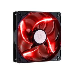 VENTILATION  Cooler Master ventilateur SickleFlow Rouge