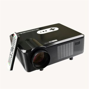 Vidéoprojecteur Excelvan Vidéo Projecteur LED HD Résolution 1280x8