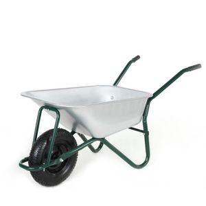 brouette de chantier achat vente pas cher. Black Bedroom Furniture Sets. Home Design Ideas